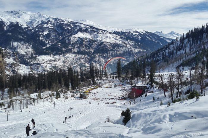 Snow Magic – Solang Valley And Manali